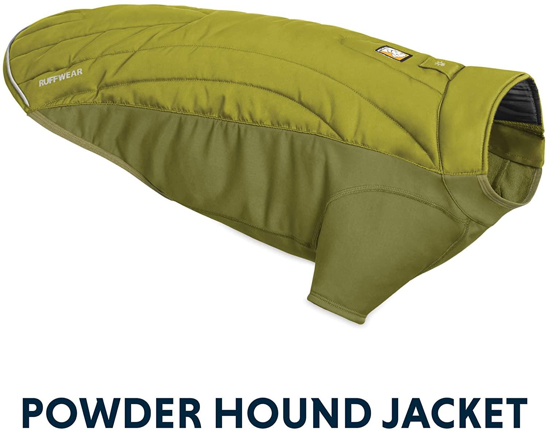 Manteau d'hiver Ruffwear Powder Hound Dog
