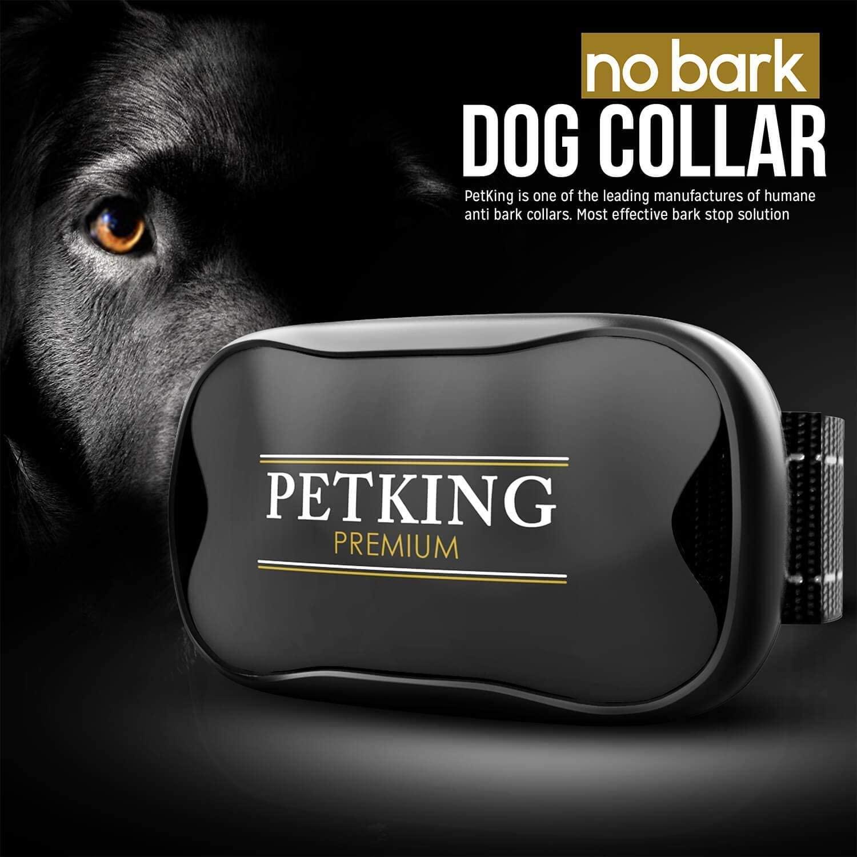 Petking collier de dressage pour chien