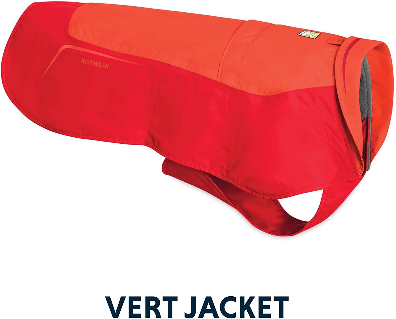 Veste Ruffwear Vert